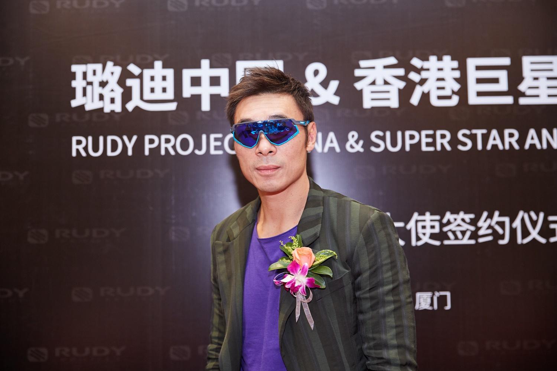 Rudy中国发布声明:暂停与品牌代言人许志安合作